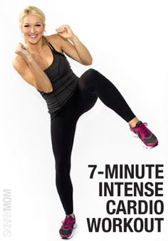 """Seems easy enough! This is great for when you work out at home and don't know if you went """"hard""""enough"""