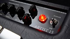More sounds: Blackstar Artist 15 Guitar Amp, Channel 2, Gain, Artist, Boutique, Digital, Style, Amp, Guitars