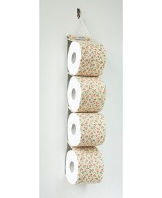 Toilettenpapierhalter Rollland / Klopapierhalter von FrauKakau