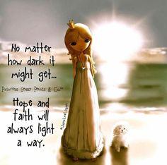 Hope, Faith and Love