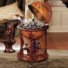 Toscano Globe Bar