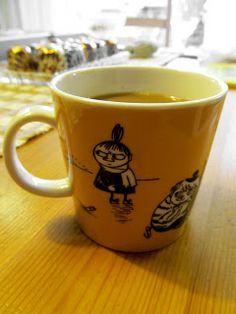 A Moomin mug Moomin Mugs, Photograph, Tableware, Photography, Dinnerware, Tablewares, Photographs, Dishes, Place Settings