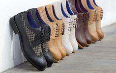 Noah Waxman - limited edition luxury footwear