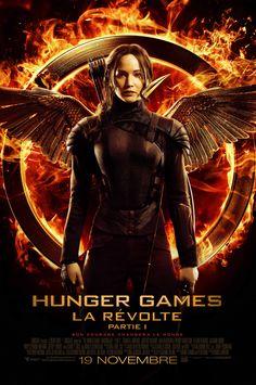Hunger Games - La Révolte : Partie 1 : un teaser trailer et une affiche de face... - AlloCiné
