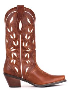 Ariat Women's Sonora Boot - Bitterwater Brown