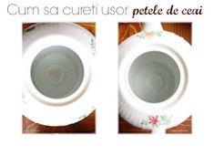 Cum sa cureti usor petele de ceai - Ama Nicolae