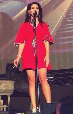 Lana Del Rey at the Music Midtown Festival 2014 in Atlanta #LDR
