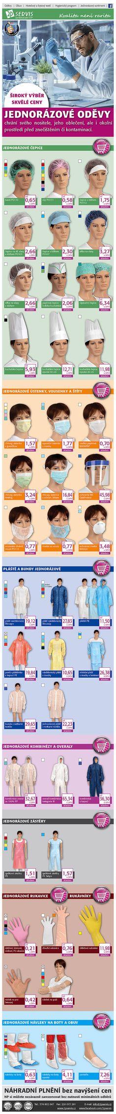 🍀 ★ ★ V práci i doma využijete naše Jednorázové oděvy - Nejširší nabídka ★ ★ 🍀  🔴 --------- Prosíme o sdílení, děkujeme --------- 🔴 Shopping