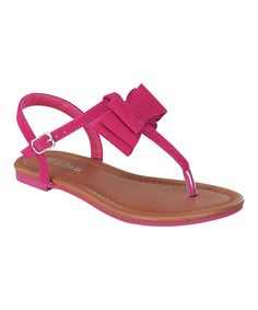 Link Fuchsia Alvina Sandal on today! Girls Dress Shoes, Kid Shoes, Bow Sandals, Toddler Girl, Pairs, Ankle, Kids Footwear, Toddlers, Kindergarten