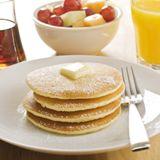 Buttermilk Pancakes at Strack and Van Til
