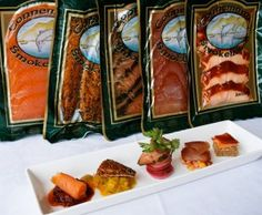 Our seafood products include smoked salmon, tuna, mackerel and more. Our renowned wild Atlantic salmon are local sourced from Connemara fisherman. Buy fresh fish online now and have it delivered directly to your door! Smoked Tuna, Smoked Mackerel, Smoked Fish, Smoked Salmon, Atlantic Salmon, Connemara, Smokehouse, Fresh Seafood, Irish Whiskey