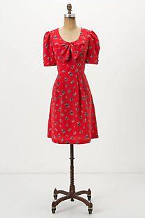 Floradot Dress