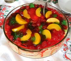 Trifle vir Krismis Trifle, Fruit Salad, Acai Bowl, About Me Blog, Breakfast, Van, Food, Acai Berry Bowl, Morning Coffee