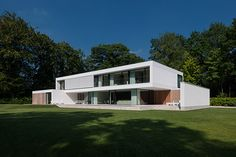 Residence HS by CUBYC Architects - Bruges / Flandres (Belgique).