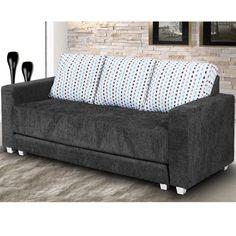 Depois de uma semana agitada nada melhor do que um sofá super confortável para relaxar. <3