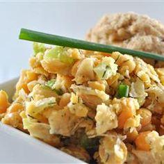 Vegetarian Chickpea Sandwich Filling Allrecipes.com