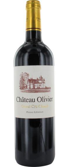 Château Olivier 2011 - Cru Classé de Graves - 16/20 :  Un vin souple et généreux, du gras, belles épices, de la longueur, jolie finale certes tannique mais  En savoir plus : http://avis-vin.lefigaro.fr/vins-champagne/bordeaux/graves/pessac-leognan/d20586-chateau-olivier/v20724-chateau-olivier/vin-rouge/2011#ixzz3FdyCPNDZ