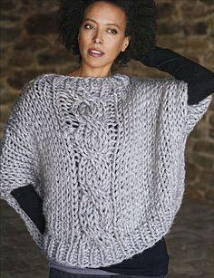 Big. Knit. Love. from KnitPicks.com Knitting    by Linda Zemba Burhance