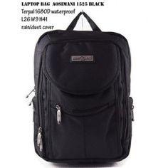 AoSiMani 1525 Black Ransel Laptop 14″