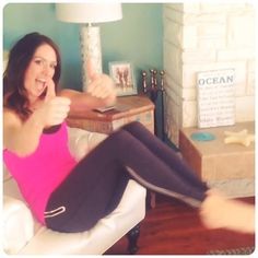 Do all 3 moves, 20 repetitions each during commercials. First move- V-sits on your sofa! Spider woman push-ups! Bring your knee up to work your waistline. Grab anything over 8 pounds and perform squats with a core chop Commercial Break Workout, Tv Show Workouts, Knee Up, Squats, Push Up, Spider, Core, Tv Shows, Bring It On