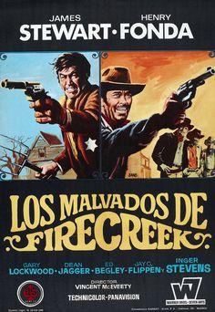 1968 / Los malvados de Firecreek - Firecreek