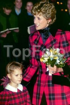 Image result for princess diana meets celebrity