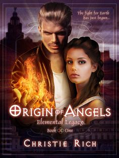 Book Lovers Life: Origin of Angels by Christie Rich Cover Reveal and Giveaway!