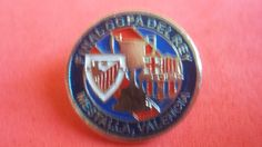 Pin Badge FC Barcelona-Athletic de Bilbao Final Copa del Rey