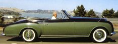1954 Drophead Coupé by Park Ward (chassis BC8D)