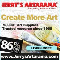 JerrysArtarama.com - your source for the best art supplies and materials online at the lowest prices!