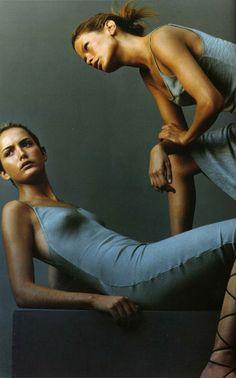 by Steven Klein - 1998  Harper's Bazaar