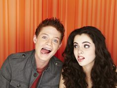 Emmett and Bay- Switched at Birth..... They need to get back together already D: