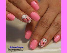 +25 cute Spring Nail Designs – Pretty Spring Nail Art Ideas 2018 - #nails #nail art #nail #nail polish #nail stickers #nail art designs #gel nails #pedicure #nail designs #nails art #fake nails #artificial nails #acrylic nails #manicure #nail shop #beautiful nails #nail salon #uv gel #nail file #nail varnish #nail products #nail accessories #nail stamping #nail glue #nails 2016