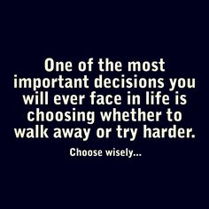 Choose wisely... #QuotesPorn #quote #quotes #leadership #inspiration #life #love #motivation #quoteoftheday #success #wisdom #image