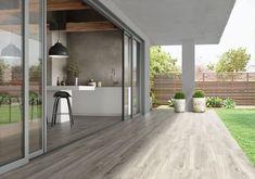 and paths with tiles -> / . - BAUFUX -Re-designing terraces and paths with tiles -> / . - BAUFUX -terraces and paths with tiles -> / . - BAUFUX -Re-designing terraces and paths with tiles -> / . Terrace Tiles, Terrace Floor, Terrace Design, Open Plan Kitchen Living Room, Outdoor Tiles, Door Makeover, Patio Doors, Modern House Design, Interior Design Living Room