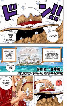 Read manga One Piece 598 online in high quality One Piece Ace, One Piece Manga, Mugiwara No Luffy, Comic Book Template, Manga Pages, Awesome Anime, Manga To Read, Anime Manga, Pokemon