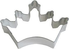 Sm Crown Cookie Cutter Princess Wizard of Oz Glinda  Mardi Gras on Etsy, $2.00