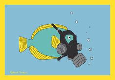 Fish Respirator by Federico Monzani