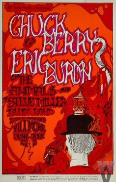 Chuck Berry #posters
