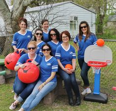 Service Project - Spring into Health & Fitness 2016 #jaofabbeville #juniorauxiliary #serviceproject #serviceorganization #buildinghealthychildren #springintohealthandfitness