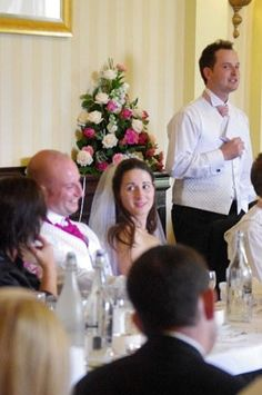 Wedding photographer Ian McCloskey said the firm had gone bust and he and…