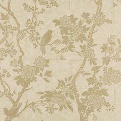 DeGournay haindpainted wallpaper