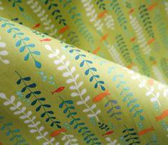 Kelp Forest - Under the Sea - Monaluna Organic Fabric