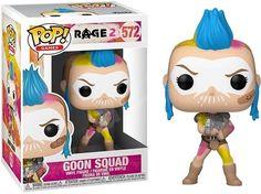 Rage, Pop Vinyl Figures, Collectible Figurines, Funko Pop Vinyl, Display Boxes, Bobble Head, Squad, Disney Characters, Fictional Characters