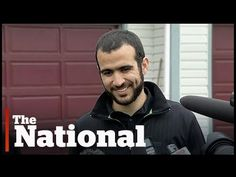 "His face, when he's asked, ""What do you want to do most?""  As to his future, he wants to go into health care, because he believes you have to empathize with people who are in pain.   Such a hero. I hope so much his life continues well.   Omar Khadr speaks after being released on bail - YouTube"