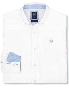 Satisfactory Men's White Camo Pullover Hoodies Abercrombie
