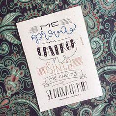 é feito sorte. me abraça forte. tateia todo o meu caminho. #tipografia #caligrafia #anavitoria