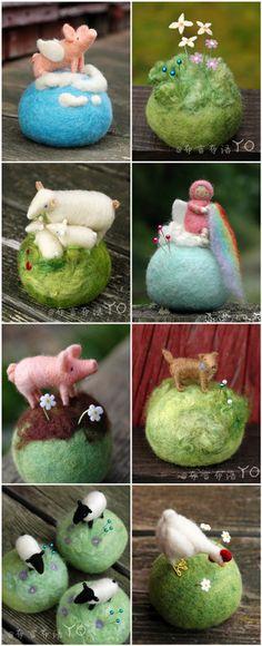 快乐的羊毛……_来自jojoan的图片分享-堆糖
