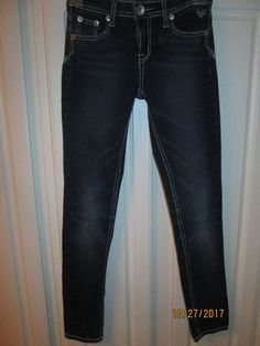421ef13f3c2 Justice Girls Skinny Jeans Size 12 S Simply Low (L)  fashion  clothing