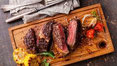 Αν και το ψήσιμο του κρέατος αποτελεί προσωπική επιλογή και γούστο, ωστόσο υπάρχουν αντικειμενικά χαρακτηριστικά που χρησιμοποιούνται κυρίως από τους επαγγελματίες.